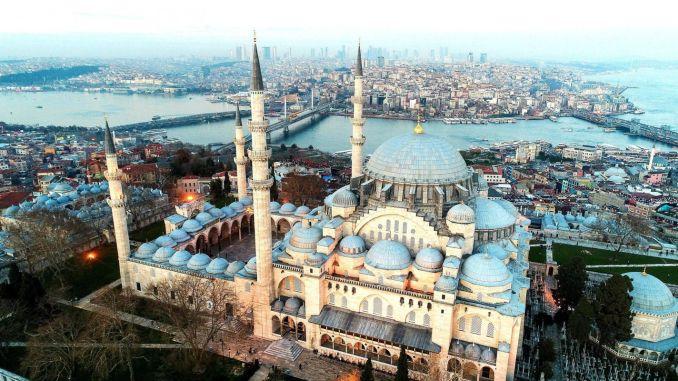 about suleymaniye mosque