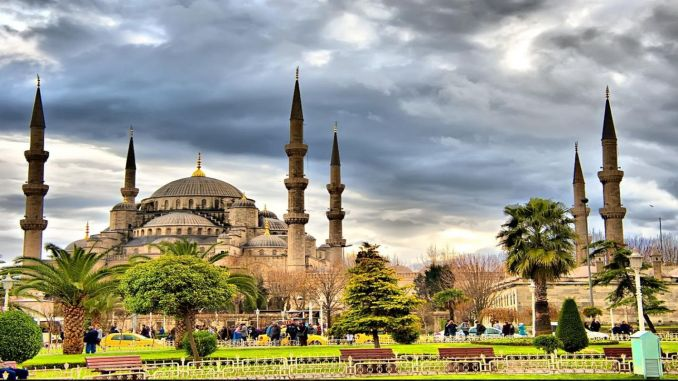 about sultan ahmet mosque