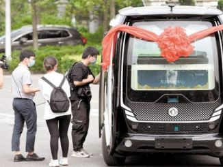 driverless vehicles on beijing roads