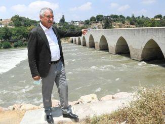 jembatan misr historis akan dilindungi dengan yang baru