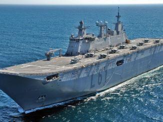 TCG החלה במבחני קבלת נמל באנטוליה