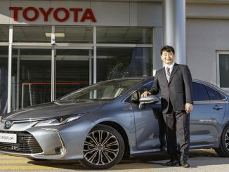 Toyota celebrates the automotive industry turkey years