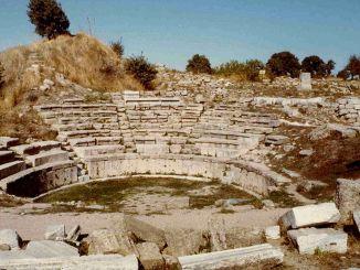 Troy ősi városáról