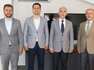 Autorizovaný úradník Únie pre dopravu - Stali ste sa účastníkom TÜRASAŞ