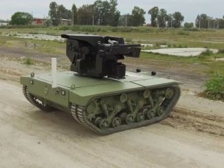 In the first unmanned Mini Tank turkiyenin signature Katmerciler