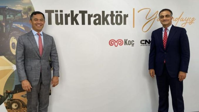turktraktor increased its production in the first half of the year