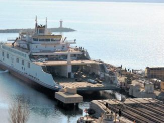 Na pažnju mornara koji će biti odvedeni u sedište vagona