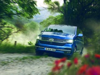 volkswagen caravelle new highline was offered for sale in Turkey