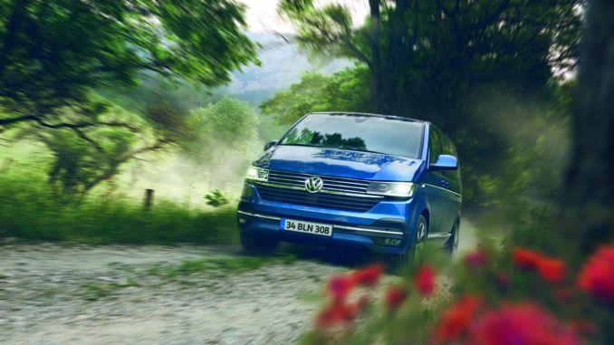 Το νέο highline της Volkswagen caravelle προσφέρθηκε προς πώληση στην Τουρκία