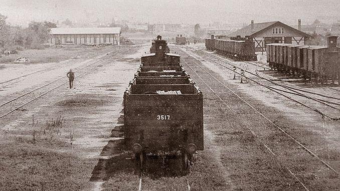 Ανατολικό σιδηρόδρομο