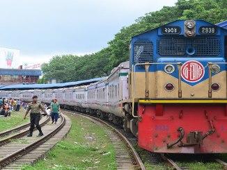 孟加拉国铁路