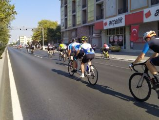 Traffic in Bursa on August 30 and GranFondo Arrangement