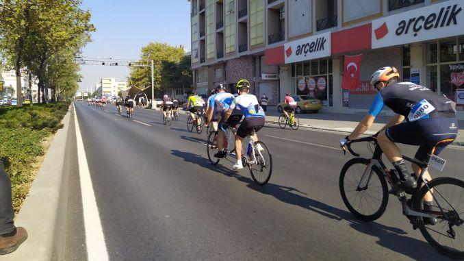 حركة المرور في بورصة ، 30 أغسطس وترتيب GranFondo