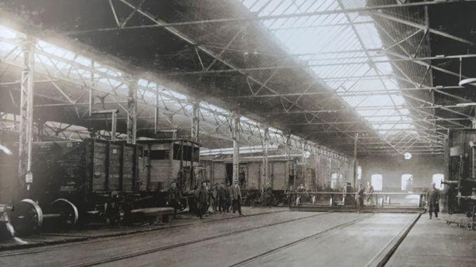 埃斯基谢希尔铁路厂