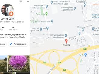 עקוב אחר פרופיל מפות Google