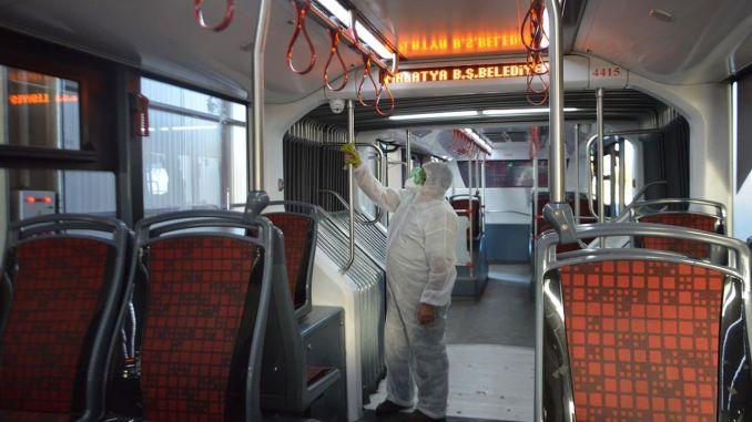 MOTAŞ pokračuje v dezinfekčných prácach