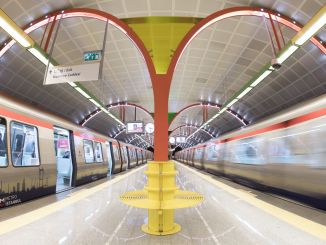 I Metro Istanbul hovedstad