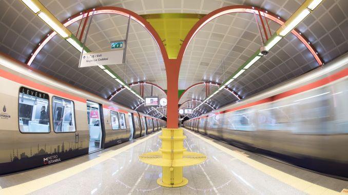 U glavnom gradu Metro Istanbulu