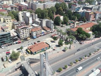 Adnan Menderes Overpass Escalator 4 Days Closed