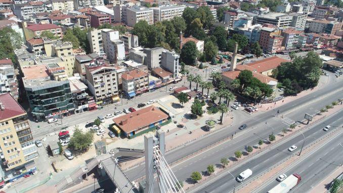 Adnan Menderes Overpass Escalator 4 Days Closed