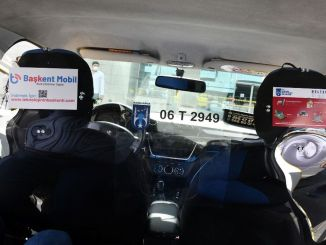 Taxis in Ankara are now safer