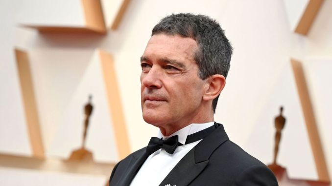 Who is Antonio Banderas