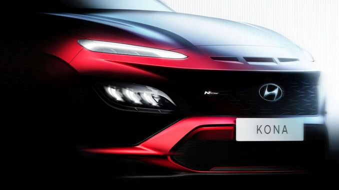 Larger and More Sporty Hyundai First Inspirations from New KONA