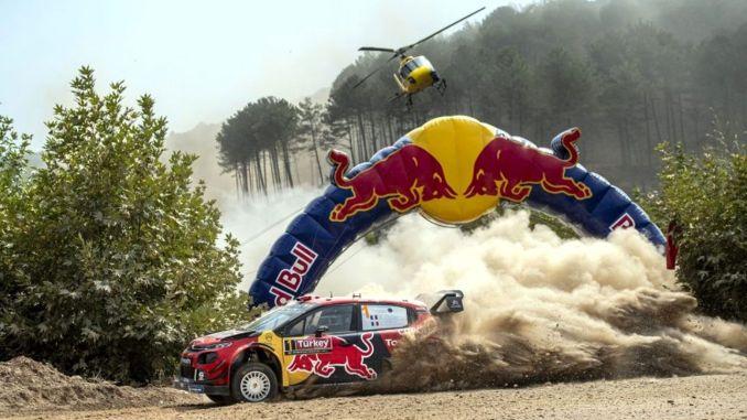Wereldkampioenschappen rally in september