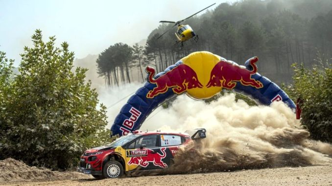 world rally championship marliste in september