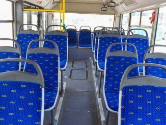 Завршена анкета о седишту его аутобуса