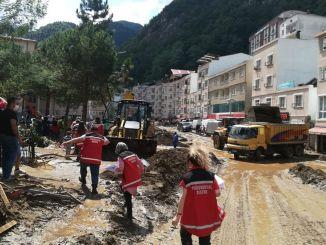 سيتم تحويل 2-5 مليون مورد للمواطنين الذين يعانون من الفيضانات