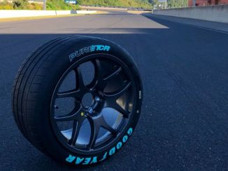 Goodyear Eagle F1 Unveils SuperSport Tires