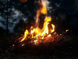 A Belügyminisztérium körlevele az erdős területeken nem éghető tűzről