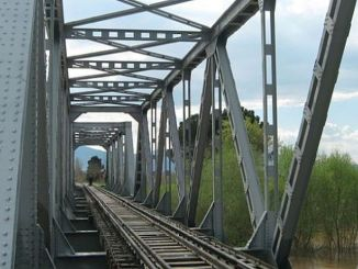 The tender announcement is sandblasting painting on steel bridges located on the eskisehir ankara line