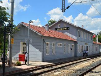 pengumuman tender rehabilitasi penambalan rel kereta sirkeci Uzunkopru line dengan tiang bor