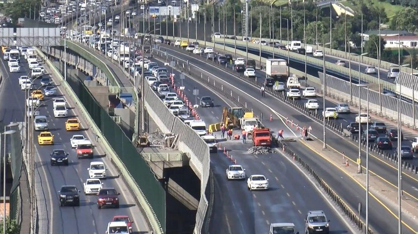 Istanbulites Attention! Haliç Bridge 2nd Stage Maintenance Works Begins Tonight