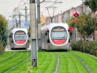 Kayseri light rail extension ten qualification tender