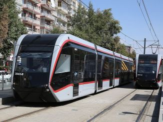 Kayseri light rail extension ten qualification tender results
