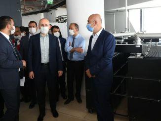 Телебашня Кючюк Чамлыджа откроется в сентябре