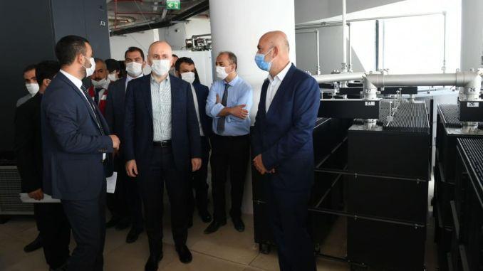 سيتم افتتاح برج راديو Küçük Çamlıca TV في سبتمبر
