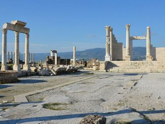 где древний город истории и истории leodikya
