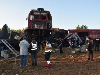 Death compensation to the family of mechanic Mehmet Ulutasin who died in the train accident in malatya