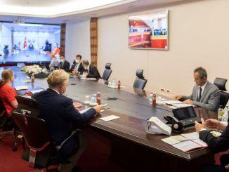 Spolupráca v oblasti odborného vzdelávania medzi komorami v mebe a námorným obchodom