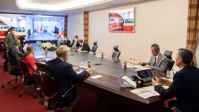 Vocational education cooperation between the meb and the maritime trade chambers