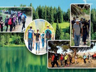 национални паркови постали су популарни код посетилаца