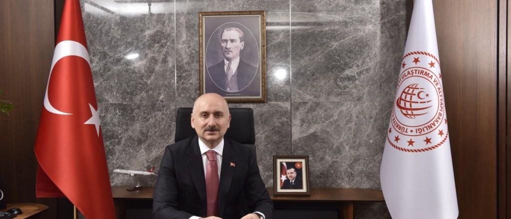 investissement dans l'infrastructure de communication turkiyede milliards de livres par mois