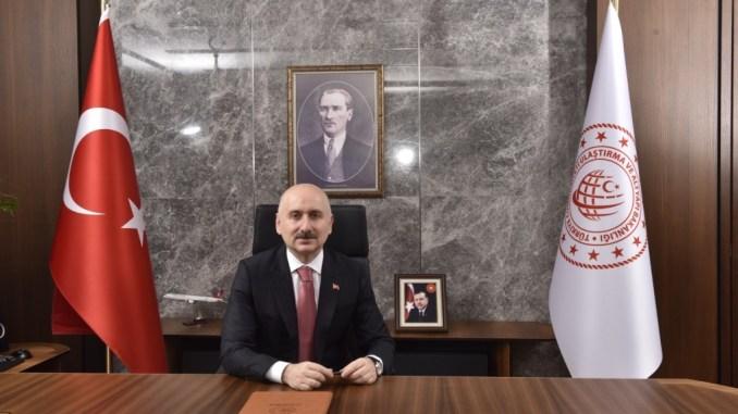 Investition in die türkische Kommunikationsinfrastruktur Milliarden Pfund pro Monat