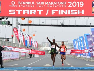 Prolongation de la date d'inscription au semi-marathon Vodafone d'Istanbul