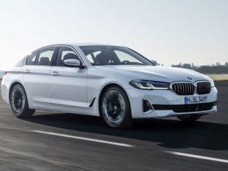 V auguste je nová morská cesta série BMW