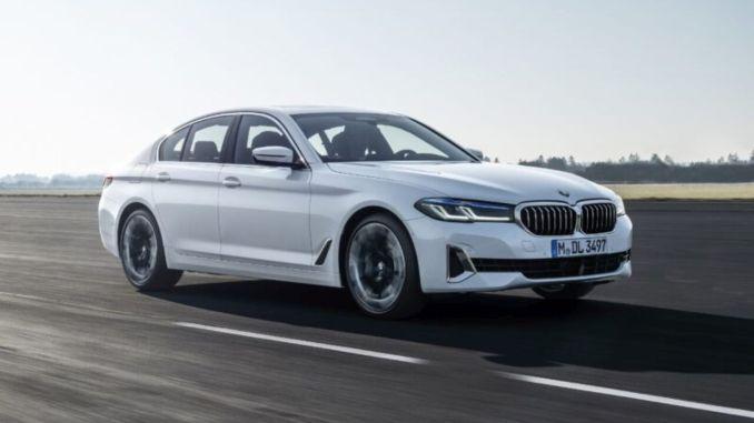 U avgustu je novi BMW serije put s puretinama